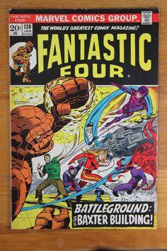 Fantastic Four Vol 1 # 130