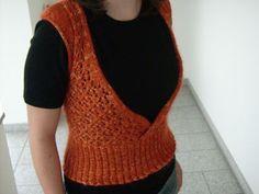 Ravelry: schnueffeltier's Kathy Vest
