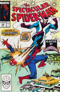 Peter Parker, The Spectacular Spider-Man # 144 by Sal Buscema