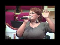 """Amber Bullock Performs """"For Every Mountain"""" at Brentwood Baptist Church - Music World Gospel"""