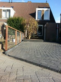 Sidewalk, Deck, Garden, Outdoor Decor, Blog, Home Decor, Garten, Decoration Home, Room Decor