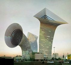 Impossible Buildings by Victor Enrich - Photographer-Victor Enrich-imagines 2