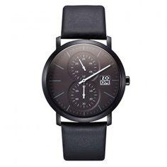 Muse 7100 Armbanduhr - Schwarz