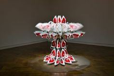 Joana Vasconcelos  Full steam ahead