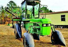 John Deere 6500 Sprayer For Sale In Virginia South Carolina North Carolina Raleigh Goldsboro THE FARMER'S CONNECTION