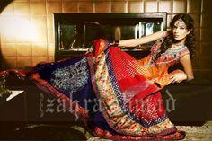 Zahra Ahmed Royal Evening Dresses 2012-2013 | Latest Fashion Trends