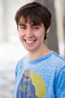 Dragon Talk: Delphian School student blogger - Michael