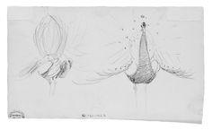 Peacocks, John Singer Sargent