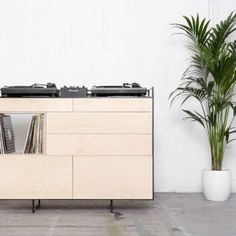 turntable furniture. A Cabinet To Hold 2 Turntables (\u0026 Microphone) + Your Vinyl Turntable Furniture P