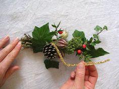 Ajout de la touche festive