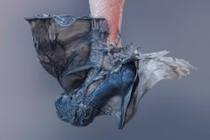 Bart Hess  Digital Artifacts Shoe