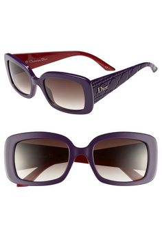 Nordstrom  Dior Ladylady 2 Square Sunglasses