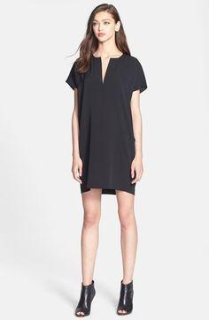 Vince Split Front Dress (Online Only) | Nordstrom