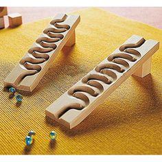 HABA Kugelbahn Schlängelbahn 1159  #HABA #Kugelbahn #Spielzeug #Kinderspielzeug #Schlängelbahn #2Stück #Holzkugelbahn #Spielsystem #Bauteile #Murmeln  #ab3Jahren