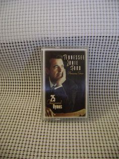 TENNESSE ERNIE FORD music cassette tape 1997 AMAZING GRACE 25 TREASURED HYMNS