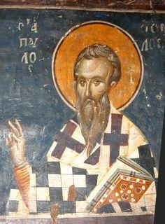 Свт. Павла исп., еп. Прусиадского (IX) / St. Paul the Confessor, bishop of Prusias in Bithynia (Mar 7/20)
