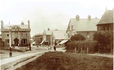 The Morning Star, Common View, Rusthall (no date). Photo originally uploaded by Trevor Thorpe. Tunbridge Wells, Morning Star, Old Pictures, Moon, Board, The Moon, Antique Photos, Old Photos, Planks