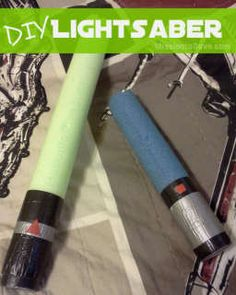 DIY Lightsaber for l