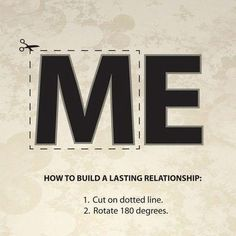 How to build a lasting relationship.