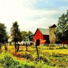 I love Red Barns!