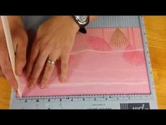 The Efficient Crafter: Card Carrier Tutorial