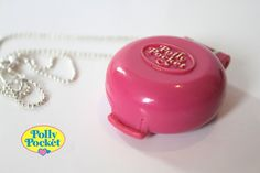 Kitsch Polly Pocket Miniature Compact Charm by CharmsByIzzy, £6.00