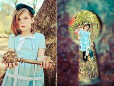 Alice in Wonderland by Kelly Is Nice Photography - www.kellyisnice.com