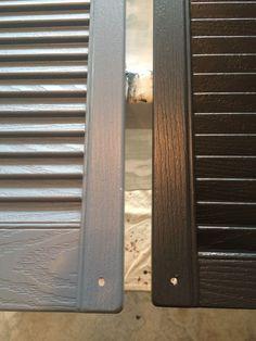 Diy How To Paint Vinyl Shutters Paint Vinyl Shutters Vinyl Painting Vinyl Shutters How To Paint Vinyl Shutters Paint Vinyl Shutters Vinyl Shutters Painting Black Plastic Shutters Painting Finish Work…Read more of Painting Plastic Shutters Paint Vinyl Shutters, Painting Shutters, Vinyl Doors, Vinyl Siding, House Shutters, Diy Shutters, Window Shutters, Exterior Shutters, Black Shutters