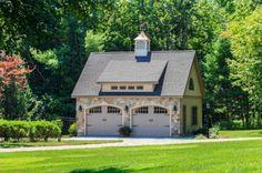 40 Best Detached Garage Model For Your Wonderful House 15