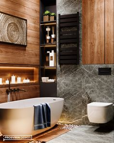 Bathroom Inspiration : Prosvirin Design The Definitive Source for Interior Designers Bathroom Spa, Modern Bathroom, Small Bathroom, Master Bathroom, Bathroom Ideas, Bathroom Mirrors, Bathroom Cabinets, Bathroom Organization, Bathroom Storage