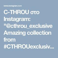 """C-THROU στο Instagram: """"@cthrou_exclusive Amazing collection from #CTHROUexclusive Summer Resort 2017 Deep V-Neck Knit Lace Boho Maxi Dress available online at…"""""""