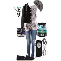 """""""Untitled #227"""" by maya-loves-im5 on Polyvore"""