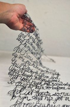 Imagen de words, art, and letters