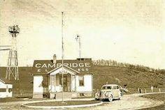 Historical Cambridge Ohio | Cambridge radio, 1930s cambridge radio prior to closure.