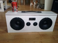 Picture of Small boombox for less than 80 dollars that packs a punch