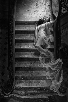 Photographer: Fabrice Dang Model: May Moon