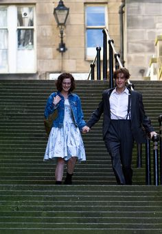 """Jim Sturgess and Anne Hathaway in """"One Day"""""""