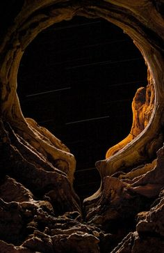 *'Star Trails Through the Keyhole' - Broome WA, Australia