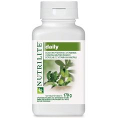 NUTRILITE™ Daily | Amway  Because your body deserves the best products in the world... Visit my website to buy this and many more amazing products!! just click on the picture