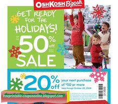 OshKosh B'gosh Coupons Ends of Coupon Promo Codes MAY 2020 ! and times holiday the incl. Kfc Coupons, Pizza Coupons, Free Printable Coupons, Free Printables, Papa Johns Coupon Code, Godfathers Pizza, Boston Market, Discount Coupons, New Hobbies
