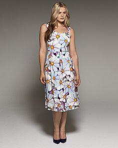 Project D London Kensington Floral Dress