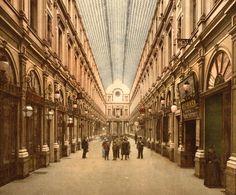 St. Hubert's Gallery, Brussels, Belgium
