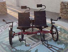 24 Hour Challenge - Side by Side Tandem by Utah Trikes