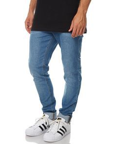 Look sexy with this!   Billabong Slick R Tapered Mens Jean Blue http://www.fashion4men.com.au/shop/surfstitch/billabong-slick-r-tapered-mens-jean-blue/ #Billabong, #Blue, #Jean, #Jeans, #MenS, #R, #Slick, #SurfStitch, #Tapered