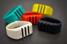 Kapture: Talk. Tap. Share. Our customizable wristband allows you to save & share spontaneous audio so you never miss a moment. Available in Black, White, Seafoam, Hot Orange, & Hard Yellow.
