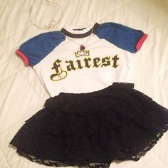 Disney Descendants Evie Outfit, Costume,birthday outfit, birthday party