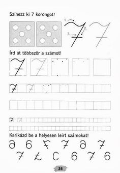Albumarchívum Kids Education, Word Search, Alphabet, Album, Math, Learning, School, Children, Early Education