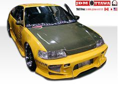 Honda Civic Body Kit by Extreme Dimensions Honda Civic Body Kits, Jdm Engines, Jdm Parts, Modified Cars, Mazda, Subaru, Nissan, Full Body, Projects
