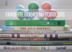 7 favorite toddler books | Lindsey Kubly