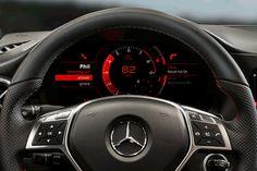 CES 2014 Concept Car: Mercedes CLA 45 AMG